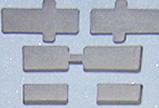 PEフォーム(ルーター加工)のイメージ